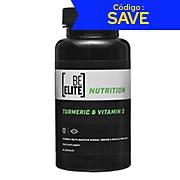BeElite Turmeric and Vitamin D Capsules 60