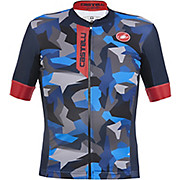Castelli Exclusive Free AR 4.1 Jersey Navy Camo AW18