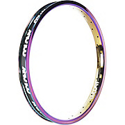 Colony Contour BMX Rim - Rainbow