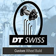 DT Swiss Custom Front MTB Wheel