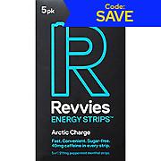 Revvies Revvies Energy Strips 6 x 5 Pack