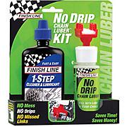 Finish Line No Drip & 1Step Cleaner & Bike Lube Kit