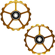 CeramicSpeed OSPW Pulley Wheels-17t Coated