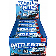 Battle Oats 2 Piece Protein Bar 12 x 62g