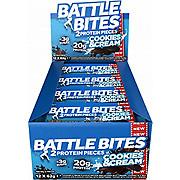 Battle Oats 2 Piece Protein Bar 12 x 62g