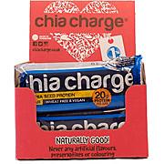 Chia Charge Crispy Bars 10 x60g