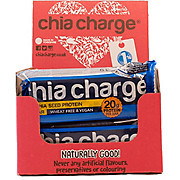 Chia Charge Crispy Bars 10 x60g