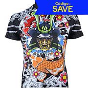 Primal Japanese Warrior Sport Cut Jersey