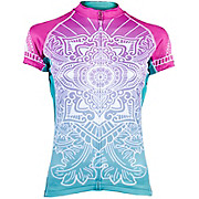 Primal Womens Serenity Evo Jersey Colorful
