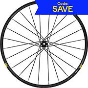 Mavic Crossride 6 Bolt Front Wheel