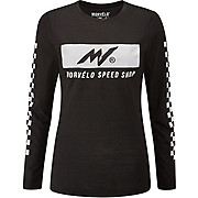 Morvelo Womens Speed Shop Long Sleeve Tee SS19