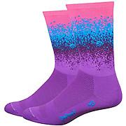 Defeet Aireator 6 Barnstormer Ombre Socks