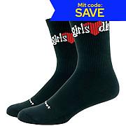 Defeet Levitator Trail 6 Girls Love Dirt Socks SS19
