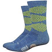 Defeet Woolie Boolie Comp 6 Fishbone Socks SS19