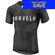 Morvelo Definitive Black Short Sleeve Baselayer SS19