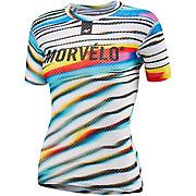 Morvelo Womens Melt Short Sleeve Baselayer SS19