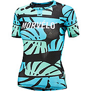 Morvelo Womens Paradice Short Sleeve Baselayer SS19