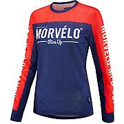 Morvelo Womens MFG Long Sleeve MTB Jersey SS19