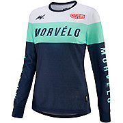 Morvelo Womens Slide Long Sleeve MTB Jersey SS19