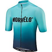 Morvelo Standard Aqua Short Sleeve Jersey SS19