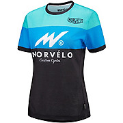 Morvelo Womens Custom Short Sleeve MTB Jersey SS19