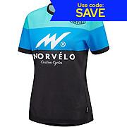 Morvelo Womens Custom Short Sleeve MTB Jersey SS19
