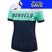 Morvelo Womens Slide Short Sleeve MTB Jersey SS19