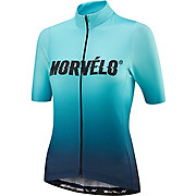 Morvelo Womens Aqua Short Sleeve Jersey SS19
