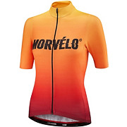 Morvelo Womens Fire Short Sleeve Jersey SS19