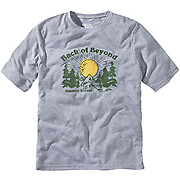Morvelo Overland Beyond Technical Tee Grey XS SS19