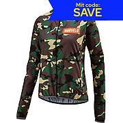 Morvelo Womens Aegis Camo Packable Jacket SS19