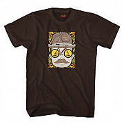 Cinelli Mr Bike T-Shirt Brown SS19