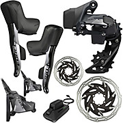 SRAM Force eTap AXS HRD FM 1x 12Sp Groupset