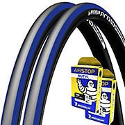Michelin Pro4 Endurance Blue 23c Tyres & Tubes