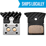 Shimano Road Disc Brake Pads - Alloy Backed AU