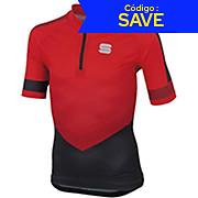 Sportful Kids Chevron Short Sleeve Jersey SS19