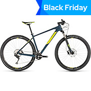 picture of Cube Reaction C:62 29 Hardtail Mountain Bike 2019