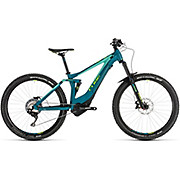 Cube Sting 140 Race 500 27.5 Womens E-Bike 2019