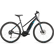 Cube Cross Hybrid One 400 Womens E-Bike 2019