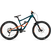 Cube Hanzz 190 Race 27.5 Suspension Bike 2019