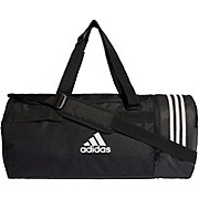 adidas CVRT 3 Stripe Duffle Bag Medium SS19