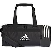 adidas Convertible 3 Stripe Duffel Bag Small SS19
