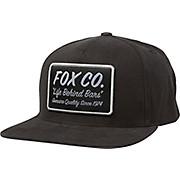Fox Racing Resin Snapback Hat 2019