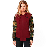 Fox Racing Womens Everglade Camo Zip Fleece 2019
