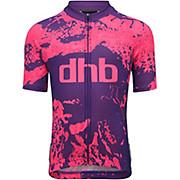 dhb Kids Short Sleeve Jersey - Marble SS18