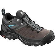 Salomon Womens X Ultra 3 Leather GTX Shoes AW18