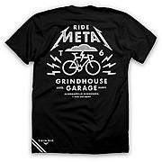 Twin Six Ride Metal T-Shirt SS19