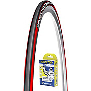 Michelin Pro 3 Red Grey 23c Tyre + Tube