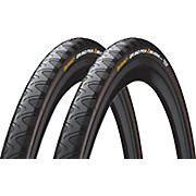 Continental Grand Prix 4 Season 25c Tyres - Pair