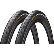 Continental Grand Prix 4 Season 25c Tyres - Pair